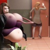 Hitwoman Fire Hose Inflation 18