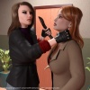 Hitwoman Fire Hose Inflation 03