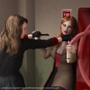 Hitwoman Fire Hose Inflation 06
