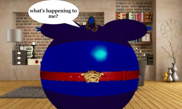 cursed costume