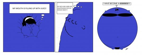 Blueberry Kris Part 3
