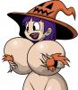 Halloween Excitement