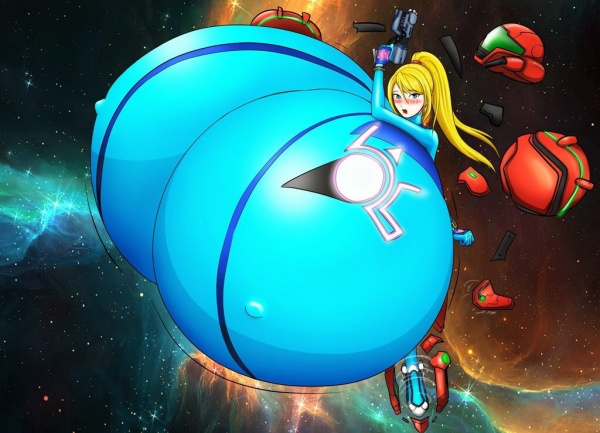 Samus Busts Out