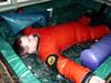 Diver leak test...